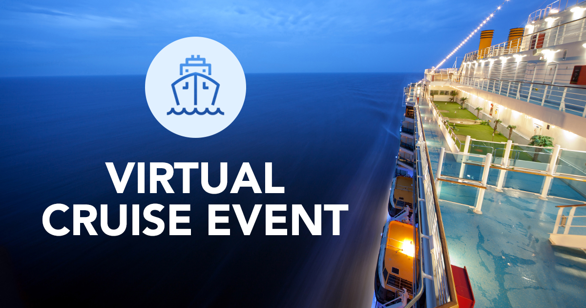 Virtual Cruise Event with Celebrity Cruises
